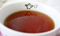 Blueberry Tea Latte recipe, via food from the 12. Tea, Grand Marnier, amaretto, vanilla and steamed milk.
