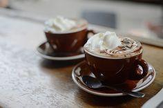 hot drinks mmm
