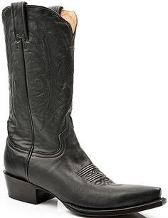 Stetson Boots Stetson Western Boot Style 12 Inch Women Boots 12-021-6105-0740