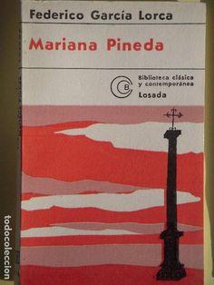 MARIANA PINEDA - FEDERICO GARCIA LORCA - EDITORIAL LOSADA, 1977 (EN MUY BUEN ESTADO) - Foto 1
