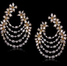 Diamond Earrings Easy Steps On How To Get The Best Jewelry Round Cut Russian Lab Diamond Stud Earrings Round Diamond Double India Jewelry, Jewelry Sets, Fine Jewelry, Jewelry Necklaces, Necklace Ideas, Jewelry Storage, Resin Jewelry, Jewelry Trends, Jewelry Accessories