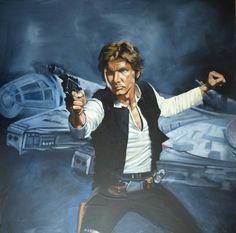 Han Solo by ~DanielleSanders on deviantART