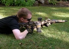 Zeroing In Your Airsoft Guns Howto Video