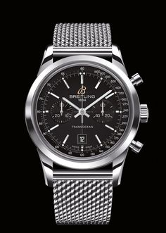 #Breitling Transocean Chronograph 38 #watch for #women