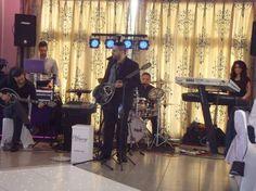Odessey Greek Band Jack & Rosi's Wedding