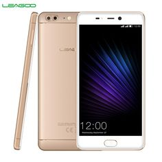 145.99$  Buy here - 4G LEAGOO T5 RAM 4GB ROM 64GB Dual Back Camera Fingerprint Identification 5.5'' 2.5D Curved Android 7.0 MTK6750T Octa Core LTE   #buyonline