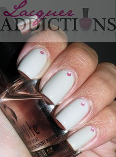 Color Club- Nomadic in Nude. Lacquer Addictions nail blog.