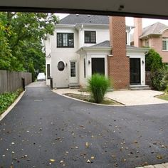 Diy tip how to find out if your asphalt driveway needs resurfacing asphalt driveway paving with brick border and stone patio yelp solutioingenieria Gallery