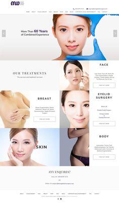 Website - Wong Plastics Surgery