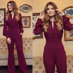 Jumpsuit Prom Dress, Hijab Fashion, Fashion Dresses, Prom Dresses Long With Sleeves, Long Jumpsuits, Evening Dresses, Costume, Lady, Style