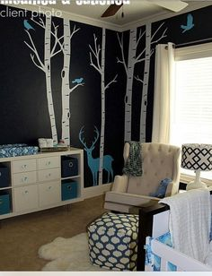 If we have a boy, this is how I want the room to look