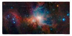 Infrared View of the Orion Nebula 30