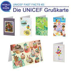 UNICEF FAST FACTS #2: Die UNICEF Grußkarte www.believeinzero.at/world-we-share/unicef-fast-facts-2-die-unicef-grusskarte-2/
