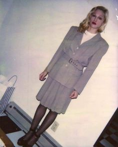Looks like it could be a wardrobe test for Dangerous Game. Madonna 90s, Madonna Music, Rihanna Photoshoot, Madonna Pictures, Dangerous Games, Material Girls, 90s Fashion, Style Icons, Divas