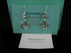 Wow,2015 new fresh Tiffany earrings 011 only $16.9 free fast shipping #Tiffany #earring #cheap #fashion #silver