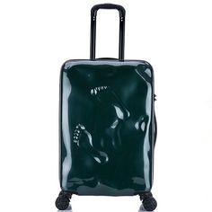 """(132.78$)  Watch now - http://ai6lh.worlditems.win/all/product.php?id=32798795514 - """"20""""""""24"""""""" Inch Drawbars luggage PC TSA Scratch resistant Footprints travel trolley case rolling luggage bags suitcase with wheels"""""""