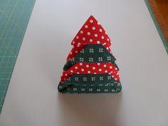 xmas tree napkin folding