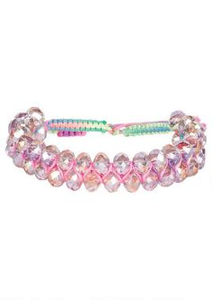 Crystal Friendship Bracelet - View All Accessories - Accessories - dELiA*s