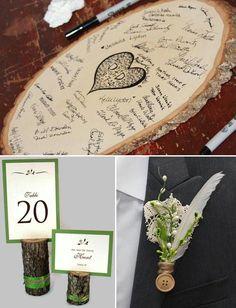 An Irish Village Wedding Theme - Wedding Dilemma   OneFabDay.com UK