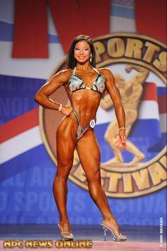 Michelle Blank – 2016 Arnold Sports Festival