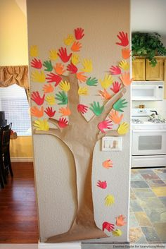 To Be Thankful: 5 fun craft ideas for kids