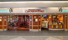 Chickie & Pete's - crabhouse at Philadelphia Intl Airport #PHL. In terminals A-west, C, D and E.