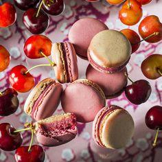 ... about Cherries on Pinterest | Cherry tart, Cherry pies and Cherry cake