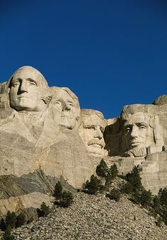 Mount Rushmore, South Dakota, USA - this is truly awesome! Poster By Axiom Photographic