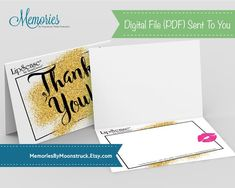 LipSense Glitter Thank You Card image 0 Jumpstart your Independent Distributor Business at LipSense with these fun and stand-out from the crowd thank you cards! These thank you cards have the glitter Thank You Card Images, Thank You Notes, Thank You Cards, Fall Pregnancy Announcement, Marketing Materials, Photo Book, Your Cards, Coloring Books, Photo Gifts