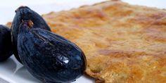 Coca amb Tonyina i bacores (coca con atún y brevas) | Gastronomía tradicional de Alicante.