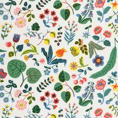 Textil Mille Fleurs