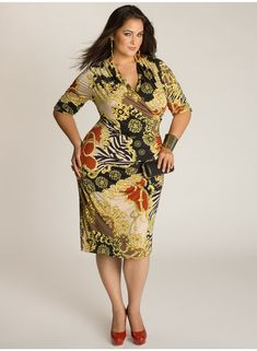 Lubov Dress in Print