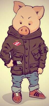 Casual Stone Island Hooligan, Football Fight, Urban Tribes, Casual Art, Football Casuals, Island Man, Mascot Design, Character Design, Cartoon