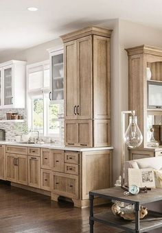 42+ Fabulous Vintage Kitchen Cabinet Designs With Rustic Style #kitchens #kitchendesign #kitchenideas