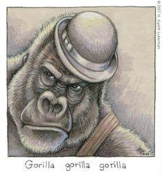 Gorilla gorilla gorilla by kyoht on deviantART