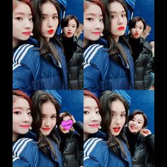 Dahyun  Somi Chaeyoung