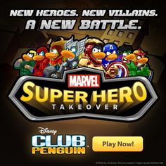 Club Penguin on PrimaryGames.com - Club Penguin is a safe virtual world for  kids to play, interact with friends and have fun letting their imaginat…