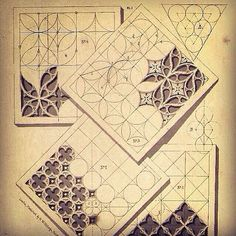 drawing geometry shapes circles - Google Search