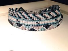 Love making these bead bracelets..