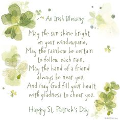 St. Patricks Day Po