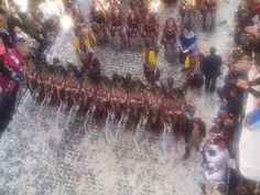 Fiestas de Moros y Cristianos Alcoy Spain