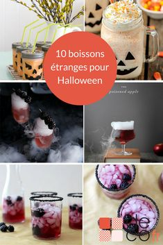 10 boissons étranges pour le soir d'Halloween // http://www.deco.fr/diaporama/photo-10-boissons-etranges-soir-halloween-82232/