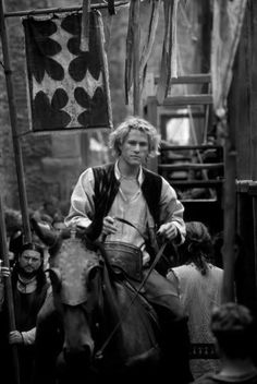A Knight's Tale one of my absolute faaave movies