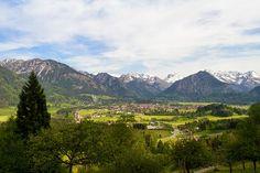 Allgäuer Alpen, Allgäu, Oberstdorf -
