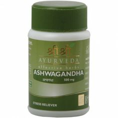Keep stress at bay with an age old Ayurvedic anti stress herb - Sri Sri Ayurveda's Ashwagandha. Also popularly known as the Indian Ginseng, Ashwagandha is a unique herb with anti-stress action that leads to better physical fitness and helps cope with life's daily stress. It also helps delay premature aging.