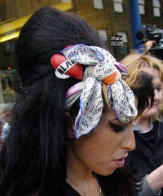 Amy Winehouse Kids Hair