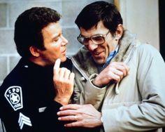 Leonard Nimoy/William Shatner