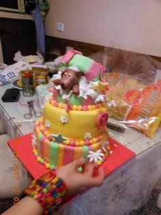 tarta perrito sorpresa