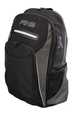 The PING Backpack is a great gift idea for the traveling golfer in your life!