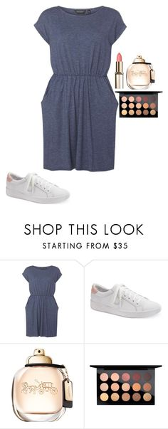 """""""Untitled #277"""" by rowanstella-1 ❤ liked on Polyvore featuring Dorothy Perkins, Keds and MAC Cosmetics"""